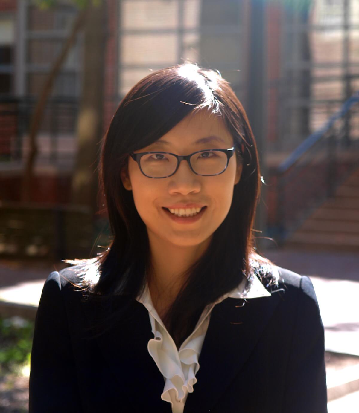 Photo of Laura Liu